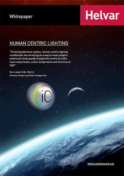 Whitepaper Human Centric Lighting